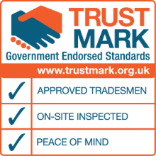 We are Trustmark Approved for your peace of mind.