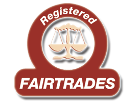 We are Fairtrades Registered